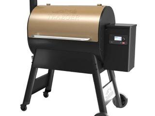 Traeger Pellet Grills TFB78GZE Pro D2 Pellet Grill  780 Sq  In  Bronze   Quantity 1