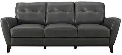 2000715 Natuzzi Group Mills leather Sofa
