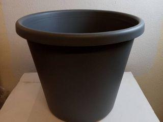 Hc Classic Planter 24  Warm Gray