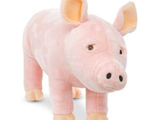 Melissa   Doug Pig   Plush