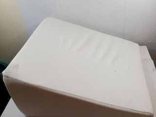 White Dog Bed