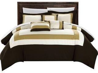 chic home duke 10 piece bed set