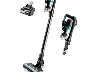 BISSEll Iconpet Cordless with Tangle Free Brushroll  Smart Seal Filtration  lightweight Stick Hand Vacuum Cleaner