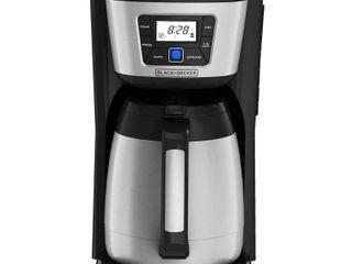 Black   Decker Coffee Maker