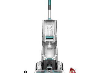 Hoover SmartWash Automatic Carpet Cleaner Machine  amp  Upright Shampooer
