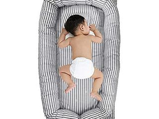 The Eleven Home Oenbopo Cotton Baby lounger Bassinet Sleeping Bed Mattress