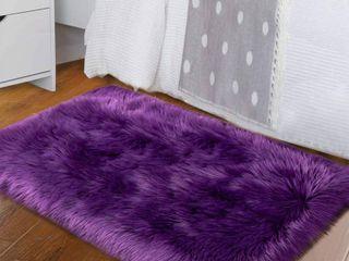 Ashler Home Deco Ultra Soft Fluffy Rug