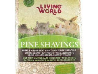 living World 114l Pine Shavings Bedding