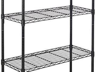 Metal 5 Shelf Rack