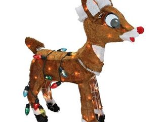 light Up Rudolph the Reindeer