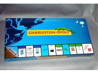 Charleston opoly Collectors Edition