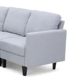 Zahra Right Arm Chair from Sofa Sectional