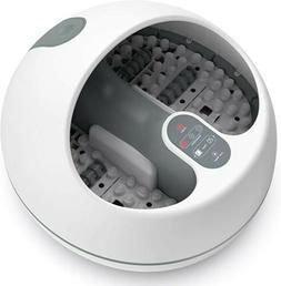 RENPHO Steam Foot Spa Bath Massager