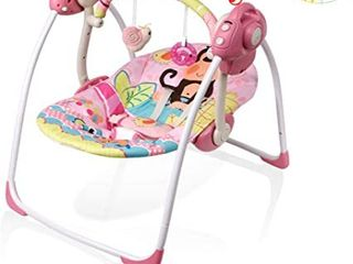 Vastfafa Adjustable Baby Swing