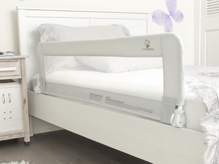 Comfy Bumpy Toddler Bed Rail Guard