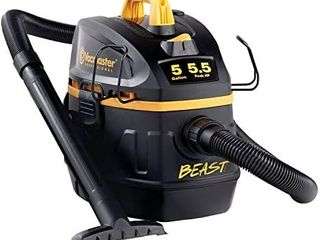 Vacmaster 5G Peak HP Jobsite Wet Dry Vacuum Cleaner