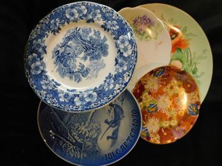 Collector Plates  5 ea