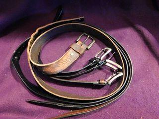 Men s Belts  4 ea
