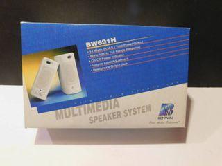 Multimedia Speaker Set