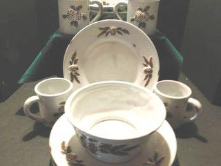 Vanson Pottery Set