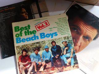 1053 3 vintage albums Johnny Rodrig
