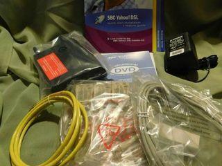 Yahoo DSl Equipment