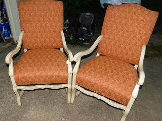 Pearson Side Chairs  pair available