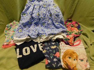 little Girls Clothing lot 2 Sz 4T