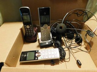 Phone lot  Panasonic landline Set