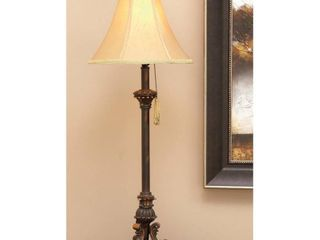None  Vintage Buffet Table lamp