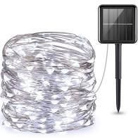 200 Outdoor Solar Powered lED String