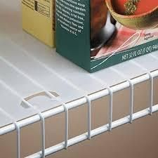 16 inch Shelf liner for Wire Shelving  1
