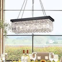 Carina 5 light Crystal Chandelier  Retail 191 99