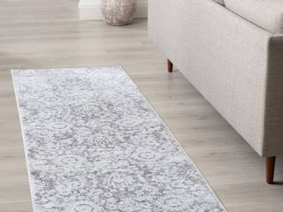 Alise Rugs linx Transitional Floral Area Rug