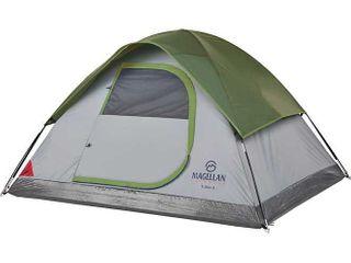 Green Pop Up Tent