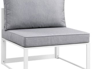 Modway Fortuna Armless Outdoor Patio chair