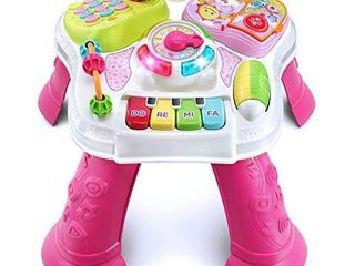 VTech Sit To Stand learn   Discover Table  Pink