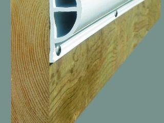 Dock Edge   ProDock Commercial Grade Heavy P Profile Bumper  24 Feet  White