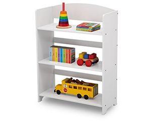 Delta Children MySize Bookshelf  Bianca White