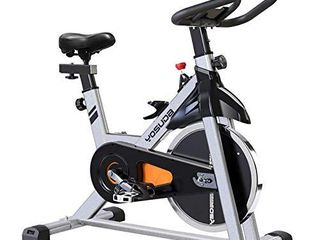 YOSUDA Indoor Cycling Bike Stationary   Cycle Bike with Ipad Mount i1 4Comfortable Seat Cushion  Gray
