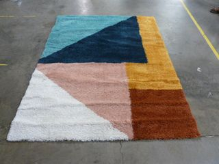 5  x 7  Colorful Area Rug