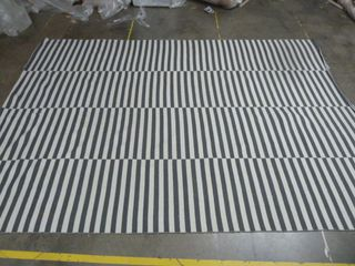9  x 12  Striped Area Rug