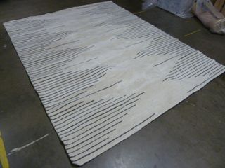 8  x 10 2  Off White Area Rug