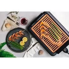 Gotham Steel Smokeless Grill with Griddle