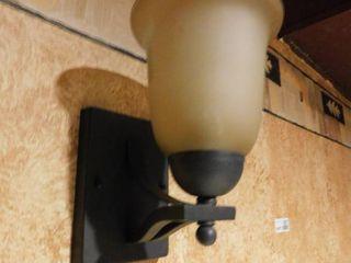Set of Five Wall Mount light Fixtures