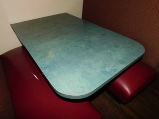 Dining Height Booth Table