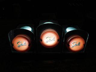 Stoli light Up liquor Display Stand
