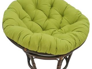 CUSHION ONlY Blazing Needles 44 inch Solid Papasan Cushion