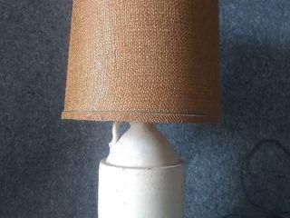 Vintage Pottery Jug lamp