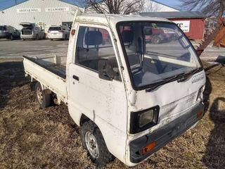 Suzuki Carry 4x4 Truck